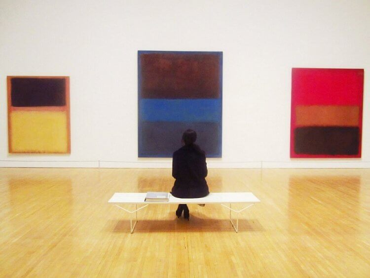 espressionismo astratto rothko