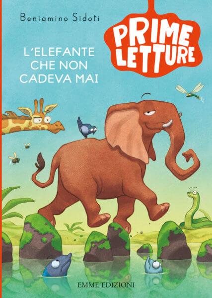 libri per bambini elefante che non cadeva mai