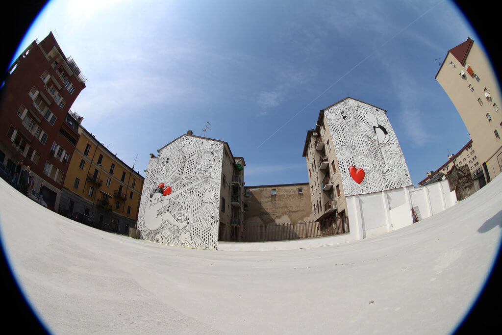 Photos courtesy of Carlo Giardina