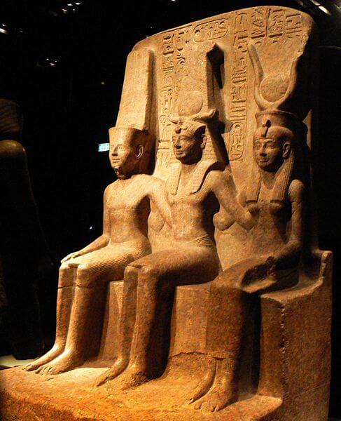 scultura antico egitto per bambini