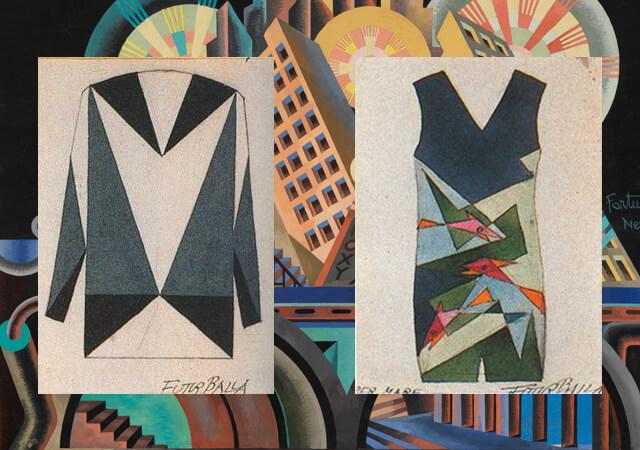 arte e moda futurismo