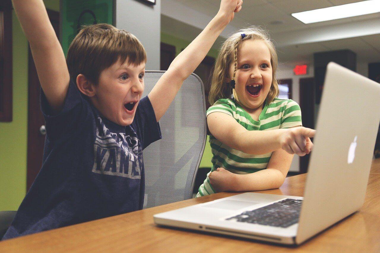 bambini e didattica digitale