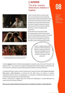 l'amore nell'arte e nel cinema