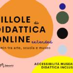 accessibilità museale e didattica inclusiva